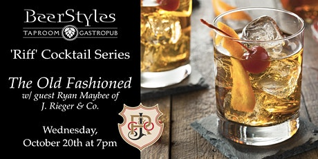 BeerStyles: The 'Riff' Series with Ryan Maybee of J. Rieger & Co. tickets