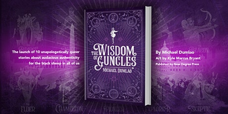 The Wisdom of Guncles DC Book Launch tickets