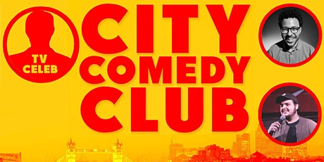 CITY COMEDY CLUB: 13 OCT tickets