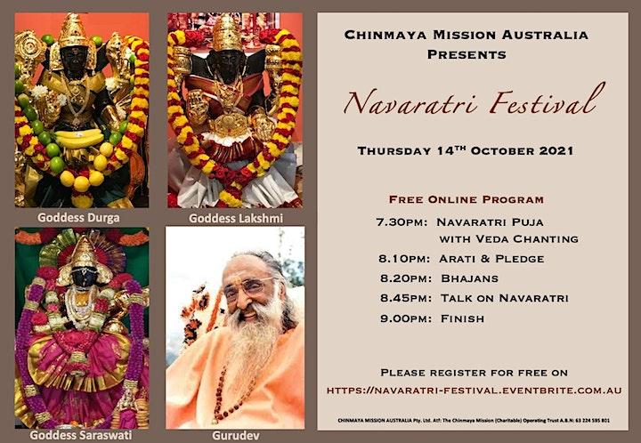 Online Navaratri Festival image