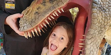 Jurassic Dinosaur School tickets