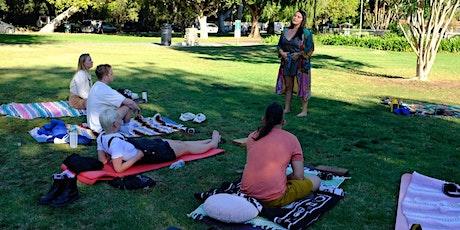 Aligned | Breathwork Circle at the park + Sadhu Nail Boards tickets