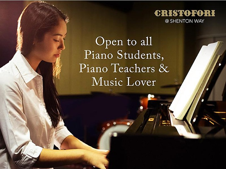 Imperial Piano Appreciation – WIN a brand new piano! image