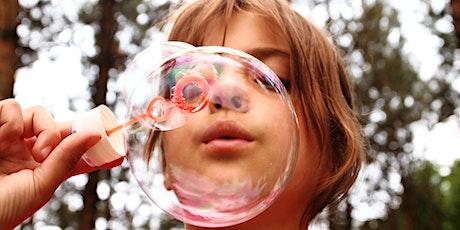 Curious Kids - Super Bubbles tickets