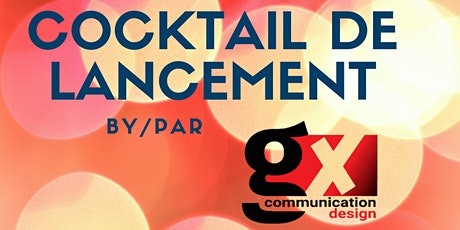 CFCC x GX Communication Launch Cocktail billets