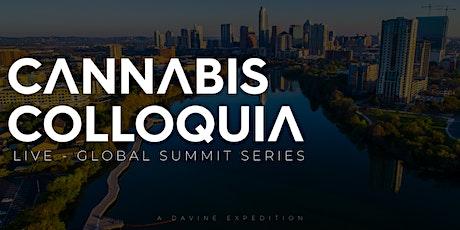 CANNABIS COLLOQUIA - Hemp - Developments In Texas [ONLINE] tickets