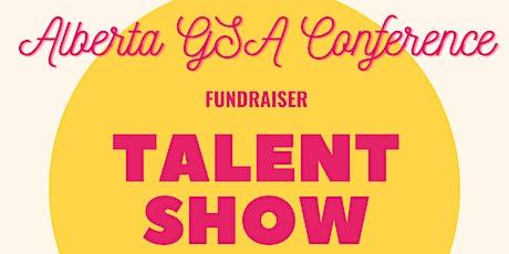 GSA Fundraiser Talent Show tickets