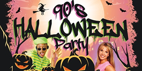 90s Halloween Party tickets