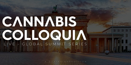 CANNABIS COLLOQUIA - Hemp - Developments In Germany [ONLINE] Tickets