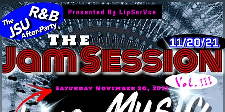 The Jam Session Vol.3  (Mississippi) tickets
