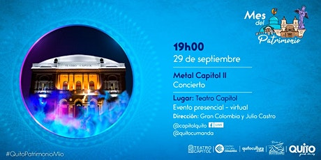 Metal Capitol 2 tickets