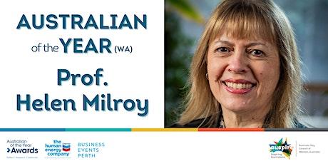 Mental Health Week  Breakfast  with Professor Helen Milroy tickets