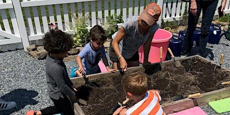 Community Garden  Children's Workshops tickets