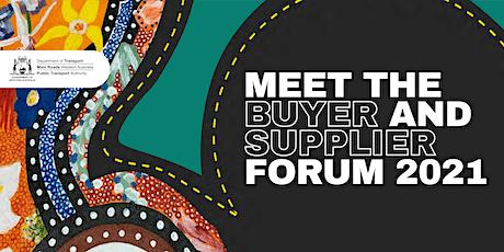 Meet the Buyer and Supplier Forum (Supplier Registration) tickets