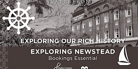 Waterfront History River Cruise tickets