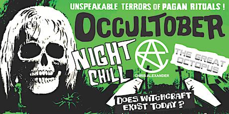Occultober tickets