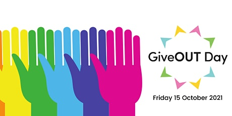 GiveOUT Get Together: Participating Organisations tickets