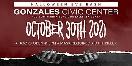 Scared AF Halloween Eve Bash tickets