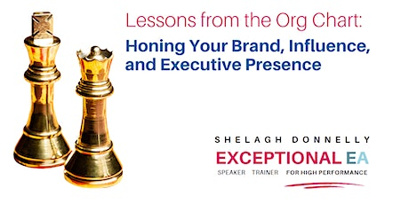Honing Your Brand, Influence and Executive Presence, with Shelagh Donnelly tickets