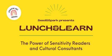 Lunch&Learn: The Power of Sensitivity Readers and Cultural Consultants tickets
