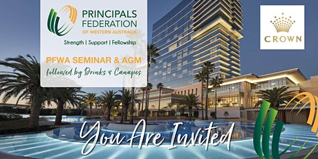 PFWA Seminar and Annual General Meeting tickets