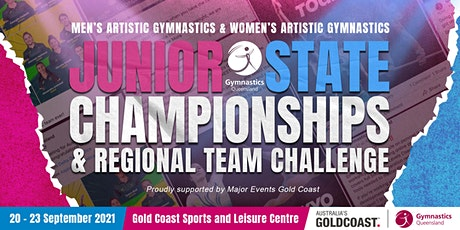 Session 3: 2021 WAG Junior State Championships tickets