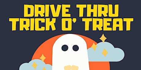 Trunk Or Treat Drive Thru tickets