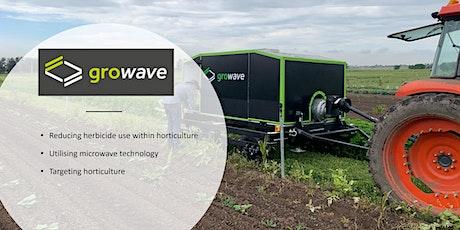 Virtual field walk: Microwave weeding technology demo in Cowra tickets