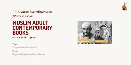 TRPC Virt. Fest: In Conversation w/Dr Michael Mohammed Ahmad & Amani Haydar tickets