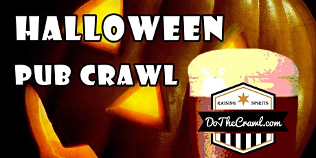 Long Beach's Halloween Pub Crawl tickets