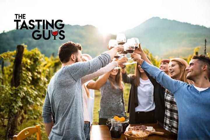 Spring Virtual Tasting Event image