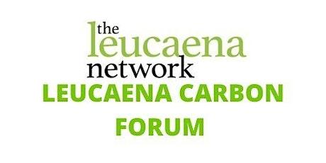 Leucaena Carbon Forum tickets