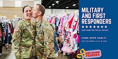 JBF Military & First Responder Presale tickets