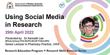 Using Social Media in Research tickets