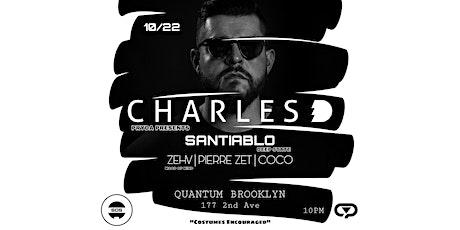 SOS Records Presents: Charles D & Friends @ Quantum Brooklyn tickets