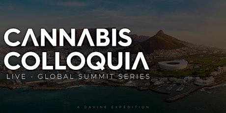 CANNABIS COLLOQUIA - Hemp - Developments In Cape Town tickets