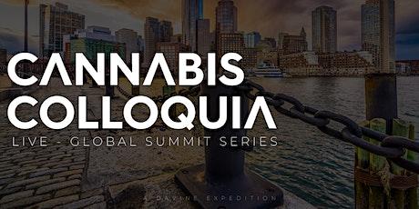 CANNABIS COLLOQUIA - Hemp - Developments In Massachusetts [ONLINE] tickets
