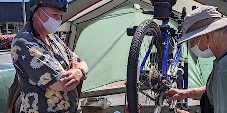 Volunteer for Free Bike Repair and Safety Check Training Event tickets
