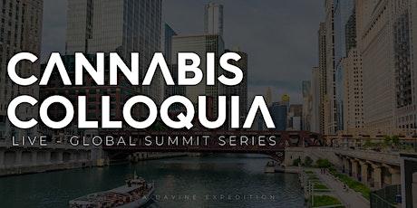 CANNABIS COLLOQUIA - Hemp - Developments In Chicago [ONLINE] tickets