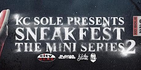 KC SneakFest 2021, The Mini Series tickets