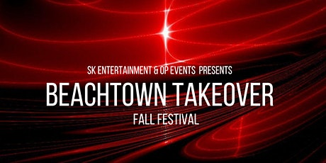 BEACHTOWN TAKEOVER 2021: Fall Festival tickets