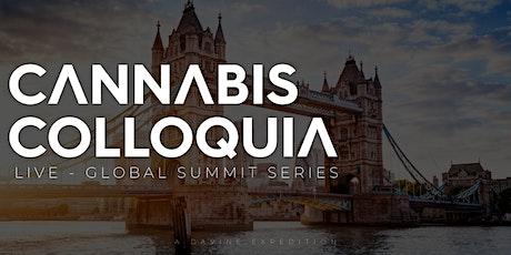 CANNABIS COLLOQUIA - Hemp - Developments In The UK [ONLINE] tickets