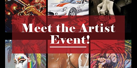 Meet the Artist  With internationally renowned artist/sculptor Ruel James tickets