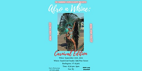 Afro 'n' Whine: Carnival Edition tickets