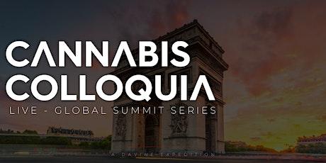 CANNABIS COLLOQUIA - Hemp - Developments In France billets