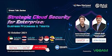 Strategic Cloud Enterprise: Business Processes & Talents tickets