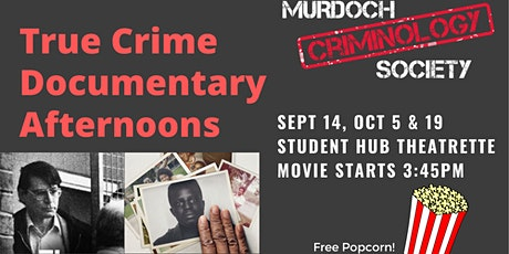 True Crime Afternoon tickets