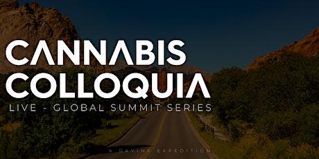 CANNABIS COLLOQUIA - Hemp - Developments In Colorado tickets