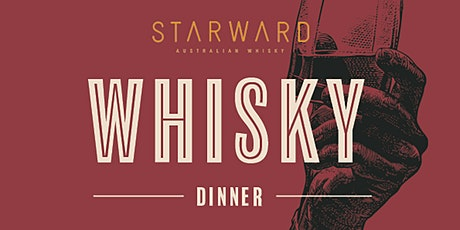 Starward Whisky Dinner at Leonards Bar & Bistro tickets