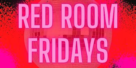 RED ROOM FRIDAYS  9/17 @ Los Globos tickets
